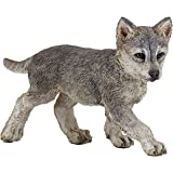 """Papo Figure """"Wolf Cub"""" Toy Figure"""
