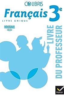Amazon Fr Colibris Francais 5e Ed 2016 Livre Du
