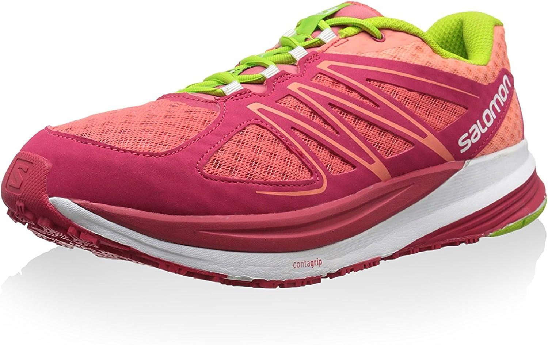 SalomonSense Pulse - Zapatillas de Running Mujer: Amazon.es: Zapatos y complementos