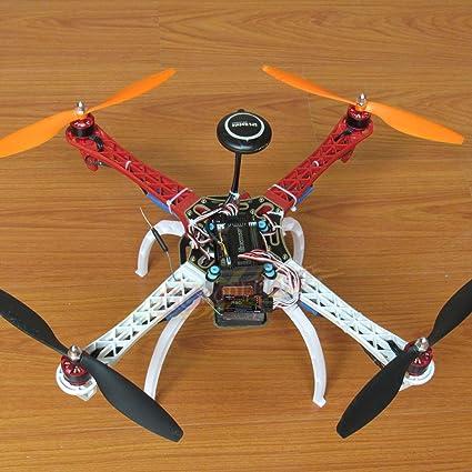 powerday DIY F450 Quadcopter Kit &APM2 8 Flight controller& NEO-7M GPS+GPS  Bracket& 920KV Brushless motor& Simonk 30A ESC&1045 Propeller&Spare parts