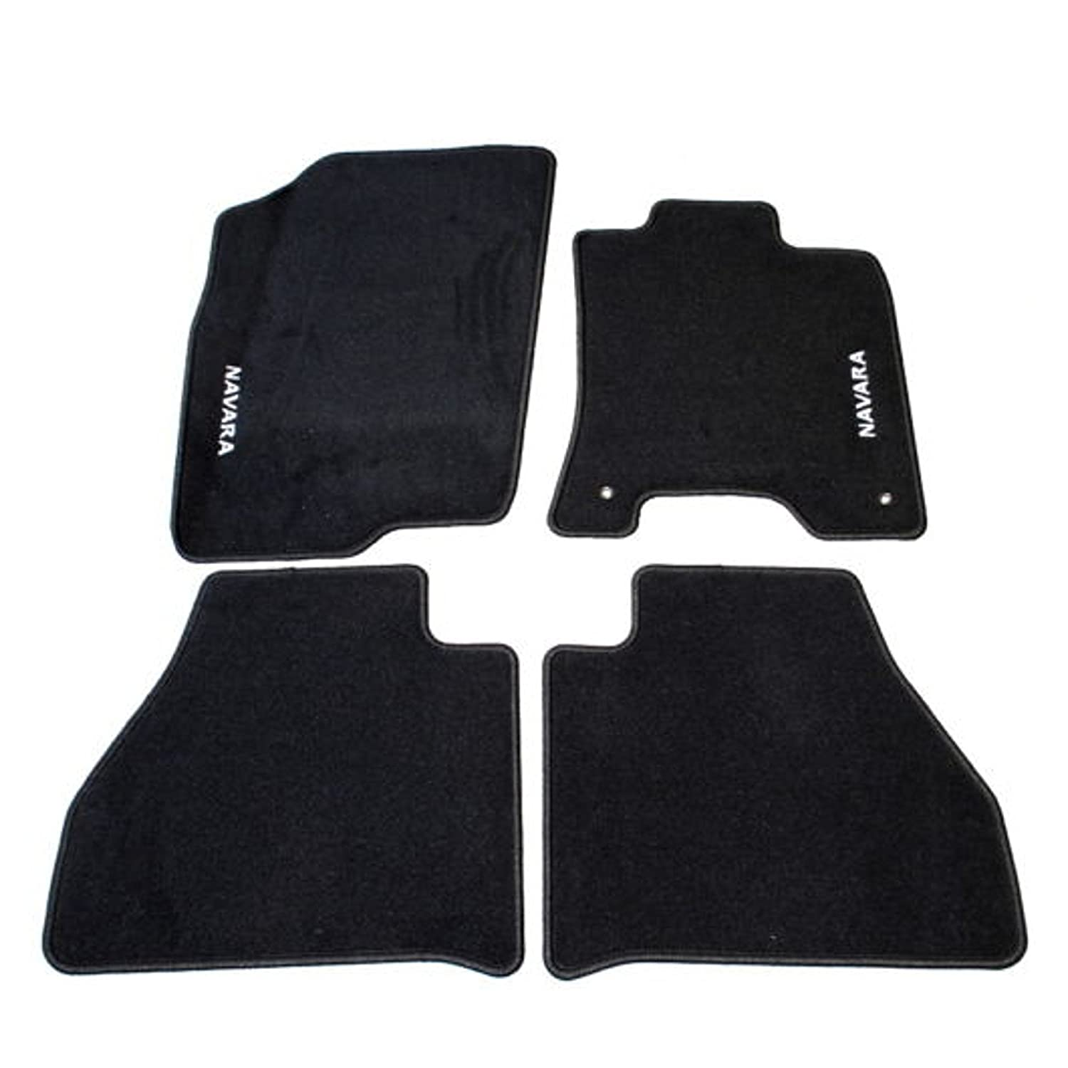 Transit 2006-2012 with double front passenger seat Quality Tailored Car Mats