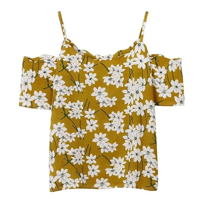 Camisa de Mujer Ropa De Mujer Blusa De Mujer Elegante Verano Camisa de Mujer Camiseta con
