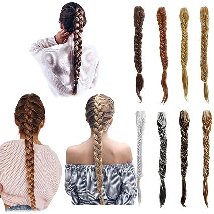 Qunlinta 21\' Braid Hair Extensions Fishtail