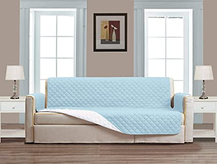 Superior Quality Reversible Large Couch Cover 118\