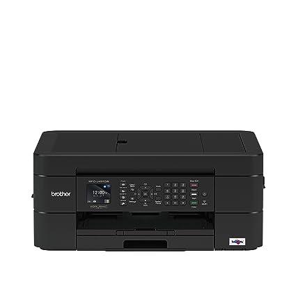 Brother MFC-J491DW - Equipo multifunción de Tinta con fax (A4, Wi ...