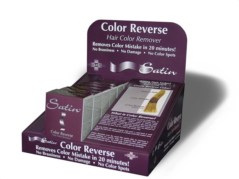 Buy Satin Hair Color Natural Series 1n Black 3 Oz Model Sat2050