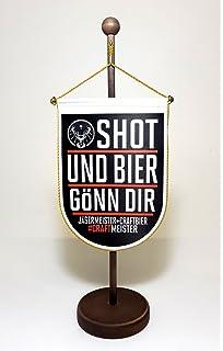 Deutsch Likör und Spirituosen Neon LED Zeichen Werbung Neonschild ...