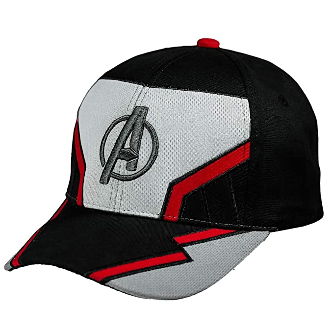 b201c0a2 Image Unavailable. Image not available for. Color: Avengers Endgame Hat  Quantum Baseball Cap ...