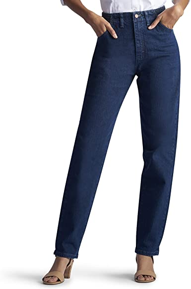 Lee Women S Relaxed Fit Side Elastic Tapered Leg Jean At Amazon Women S Jeans Store There are 9 products available. lee women s relaxed fit side elastic tapered leg jean
