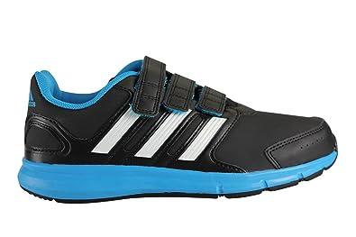 aab997f6e81889 adidas Lk Sport Cf K, Chaussures de running garçon - Noir (Noiess/Blaess