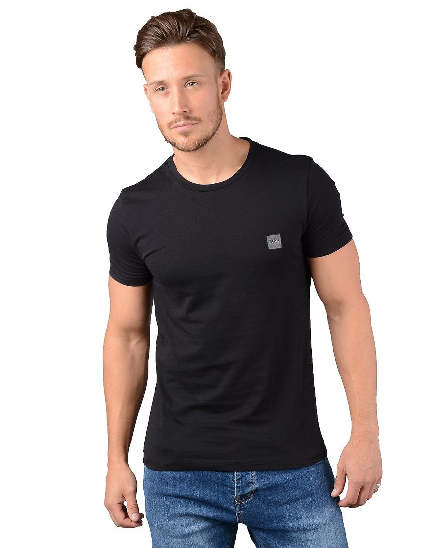 fc383352e Amazon.com: Hugo Boss Boss Orange T Shirt Tommi UK in White: HUGO BOSS:  Clothing