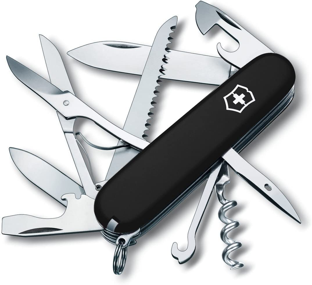 6. Victorinox Swiss Army Multi-Tool, Huntsman Pocket Knife