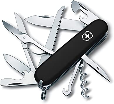Amazon.com: Victorinox Swiss Army Huntsman – Navaja de ...