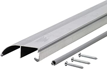 36-Inch Deluxe Low Bumper Threshold M-D Building Products 8433 5//8-Inch