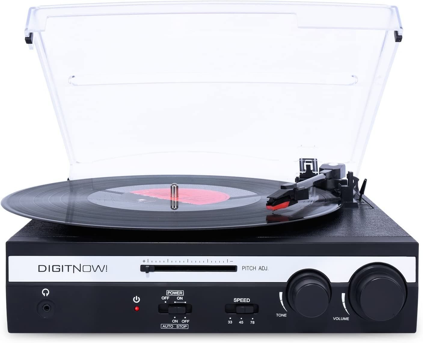 external speakers for portable turntable aux l and r