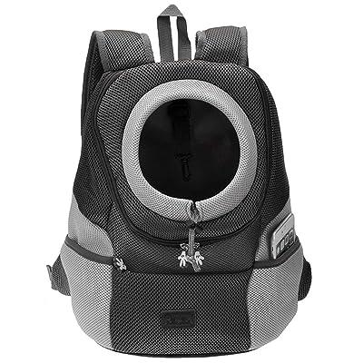 Mogoko Comfortable Dog Cat Carrier Backpack