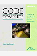 Code Complete (Microsoft Programming) Paperback