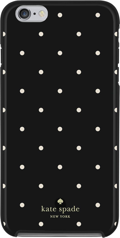 kate spade new york Hybrid Hardshell Case compatible with both iPhone 6 Plus, iPhone 6s Plus - Larabee Dot Black