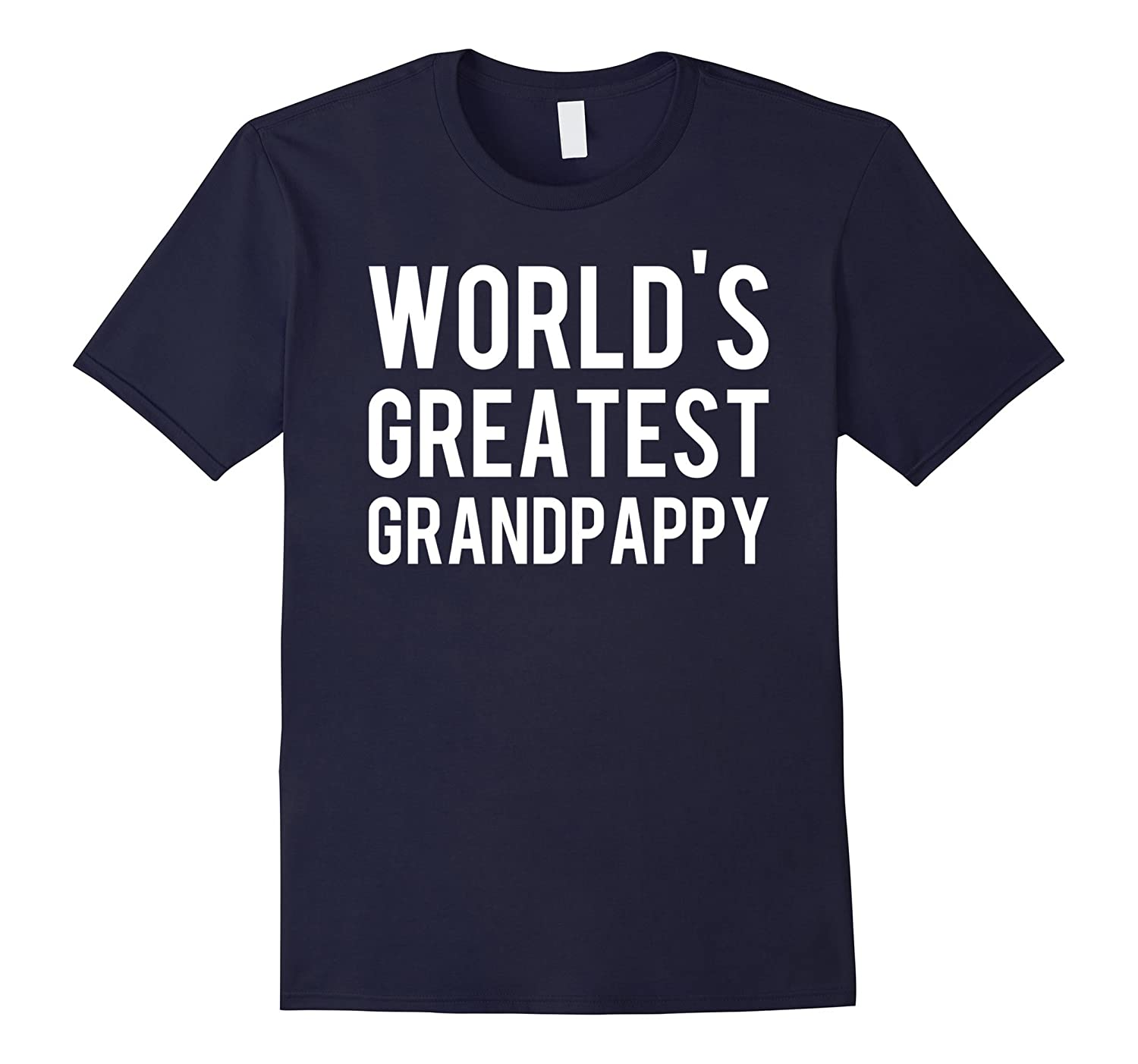 Mens World's Greatest Grandpappy Shirt-ANZ
