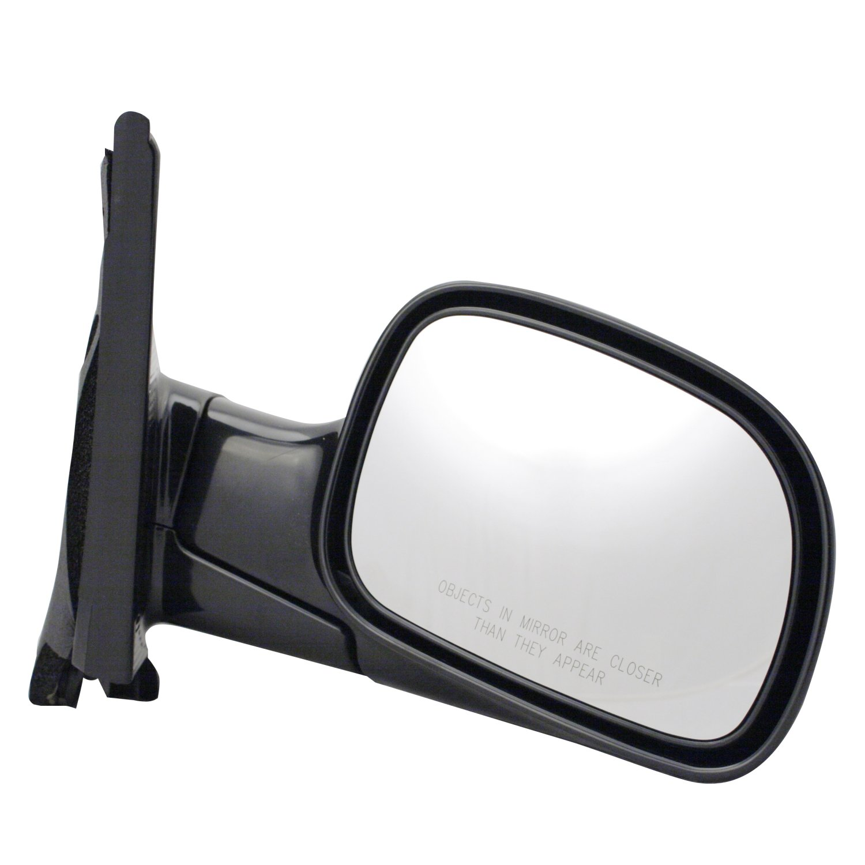 Pilot DG7309410-0R00 Chrysler Town /& Country Black Manual Replacement Passenger Side Mirror