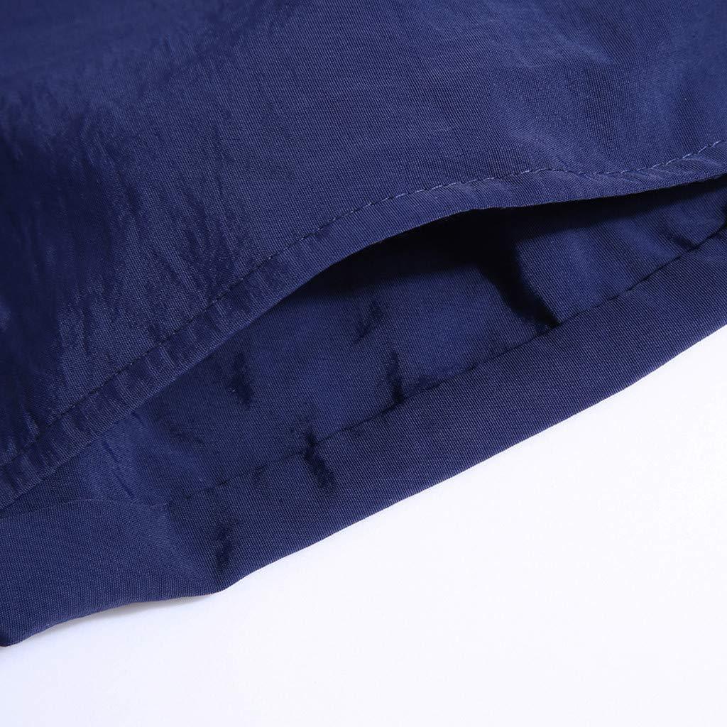 KPILP Homme Shorts de Bain-Mode Hommes Grande Taille Section Mince S/échage Rapide Pantalon de Plage Les Loisirs Short de Sport /à Cinq Points Maillots de Bain 1 pi/èce