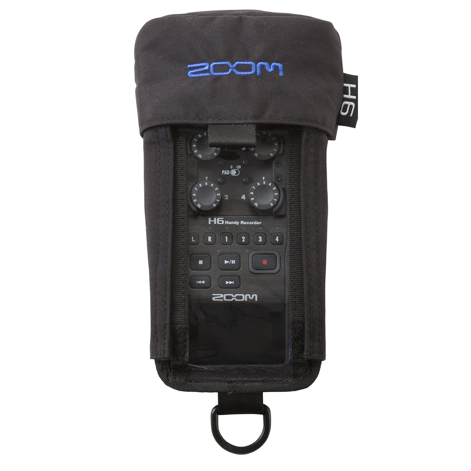 Zoom PCH-6 | Protective Case for H6 Handy Recorder