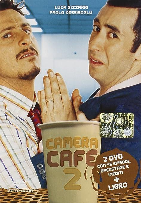 Camera Café 2. 2 DVD. Con Libro [Italia]: Amazon.es: Bizzarri Luca ...