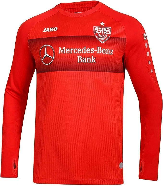 JAKO VfB Stuttgart Teamline Regenjacke schwarz