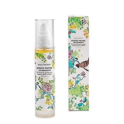 Aceite facial antioxidante: Amazon.es: Belleza