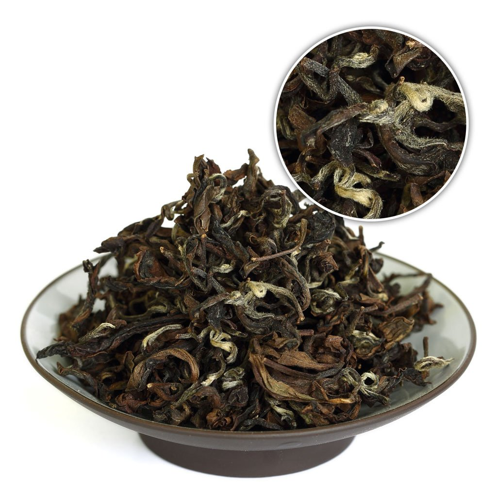 GOARTEA 500g (17.6 Oz) Premium Organic Taiwan High Mount. Oriental Beauty Bai Hao BaiHao Oolong Tea