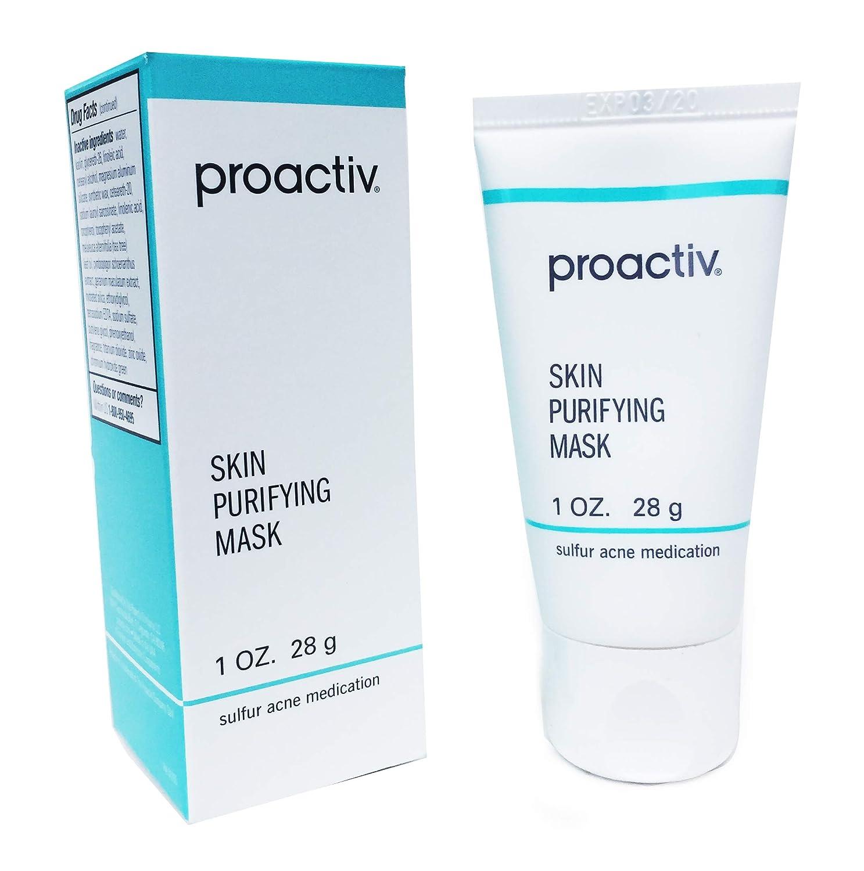 Proactive Purifying Mask (Sulfur Acne Meds) - 1oz / 28g - Fresh / Sealed - Exp 2019 817919J6083