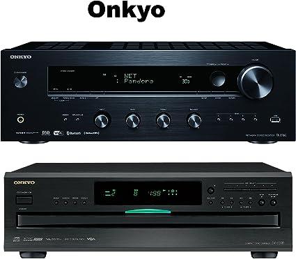 Amazon.com: Onkyo tx-8160 Red estéreo receptor + Onkyo ...