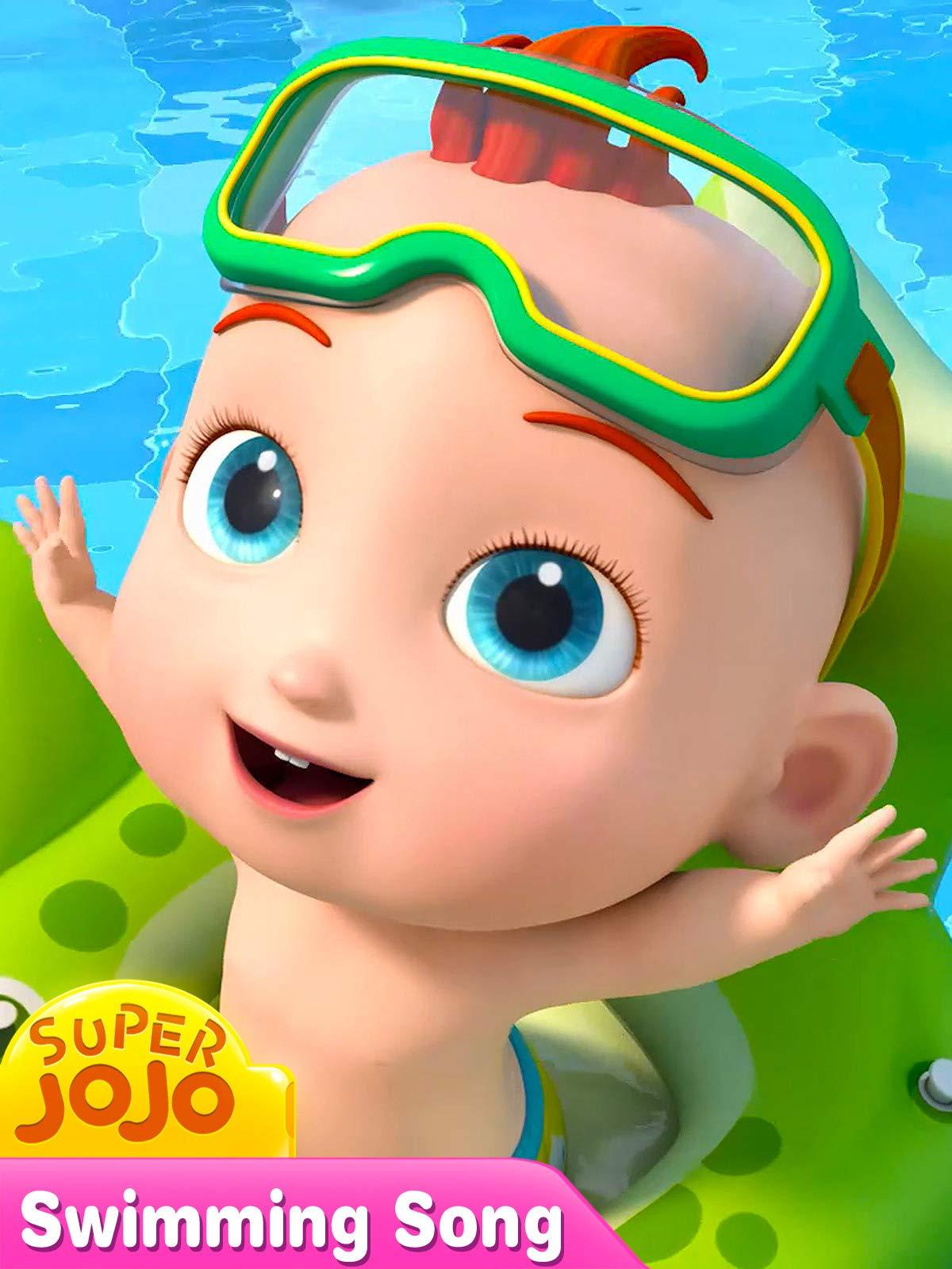 Super JoJo - Swimming Song