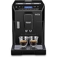 De'Longhi Eletta Fully Automatic Coffee Machine, Black, ECAM44.660.B