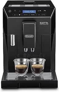 De'Longhi Eletta Fully Automatic Coffee Machine, ECAM44.660.B, Black, 1 Year Brand Warranty