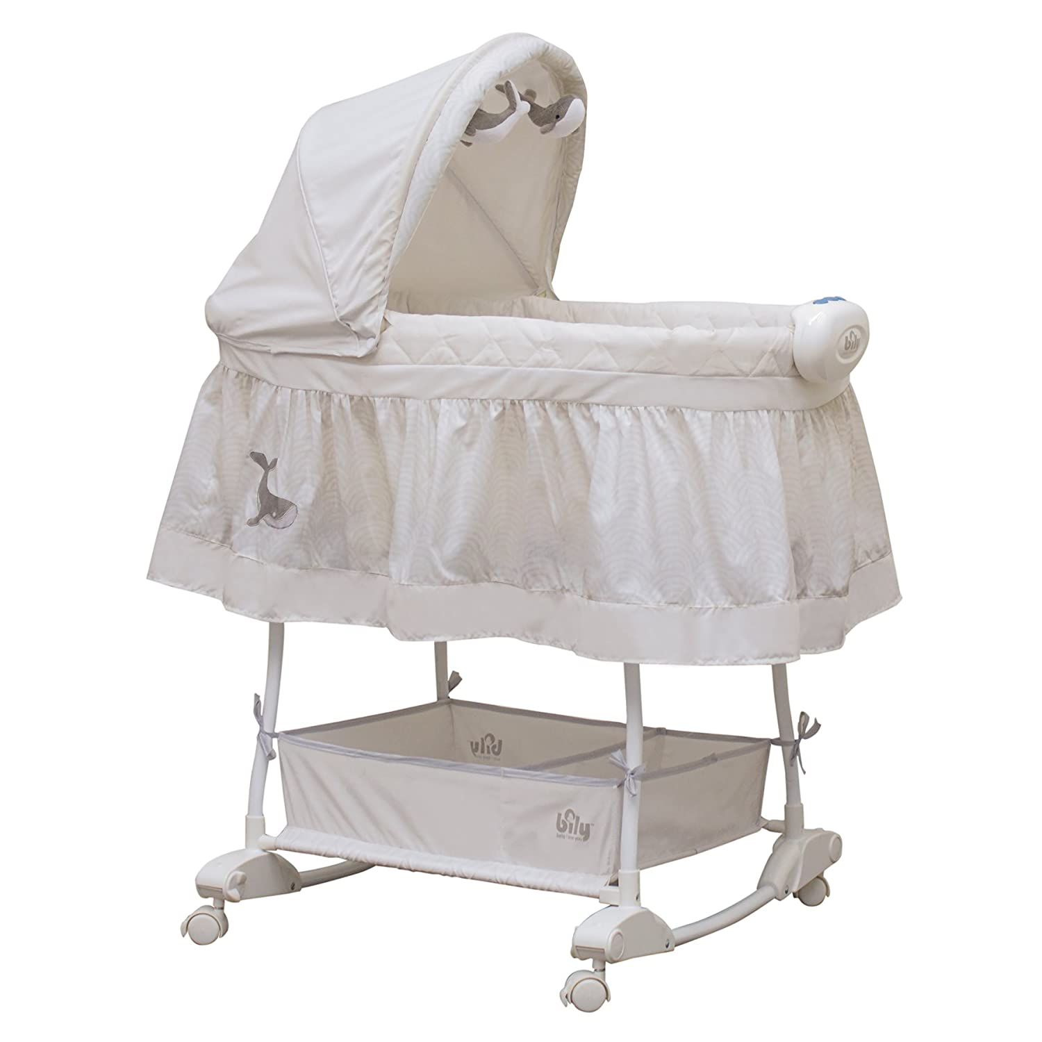 Bily B3350OCE Rocking Bassinet Ocean Dreams