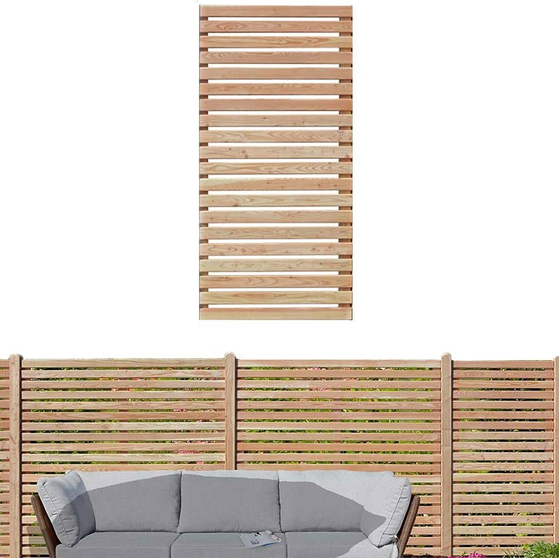 Gartenpirat Sichtschutzzaun 90x180 Cm Aus Larchenholz Bausatz