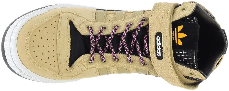online store 1b00e ceab5 Amazon.com   adidas Forum Mid Refined   Shoes