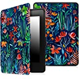 Fintie Custodia in pelle PU per Kindle Paperwhite - non compatibile con il modello 2018 (10ª generazione), Jungle Night