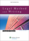 Legal Method and Writing (Aspen Coursebook Series)