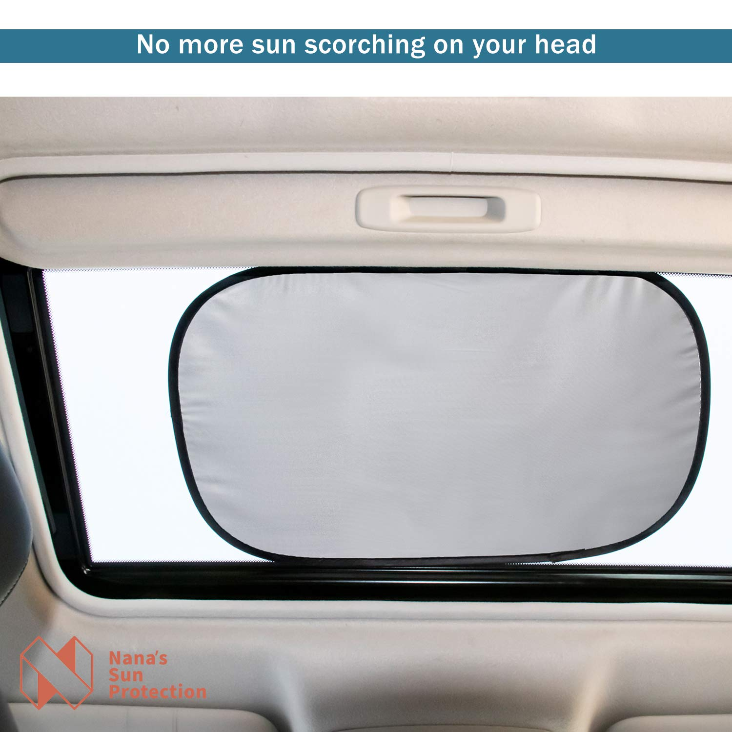 Total Blackout Sun Shade (4 Pack)-19\