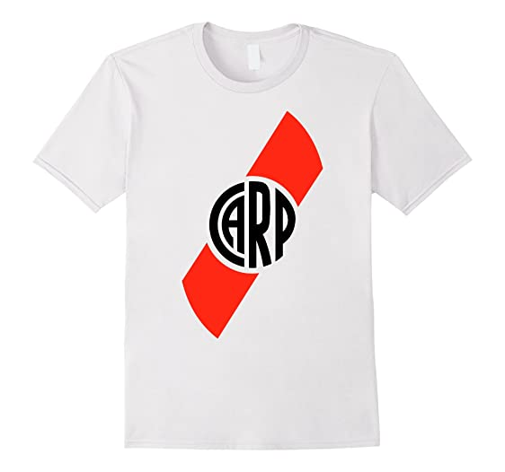 Mens Club Atletico River Plate Argentina Camiseta TShirt 2XL White