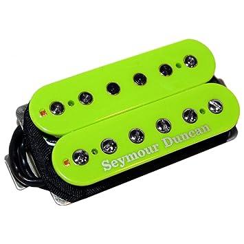 Seymour Duncan SH-4 JB Humbucker Gitarre Pickup Custom Grün: Amazon ...