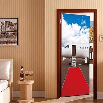 FAMILIZO Pegatinas de Pared Puerta Etiqueta Decorativa Pintura Bedroomliving Sala Tv Pared Decoración Pared Stic Habitacion Pegatinas De Pared Decorativas: Amazon.es: Bricolaje y herramientas