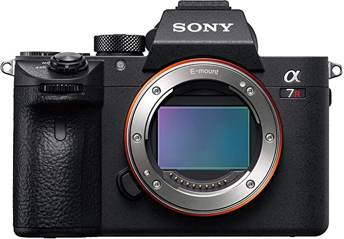 Sony E-mount camera A7R mark III FF