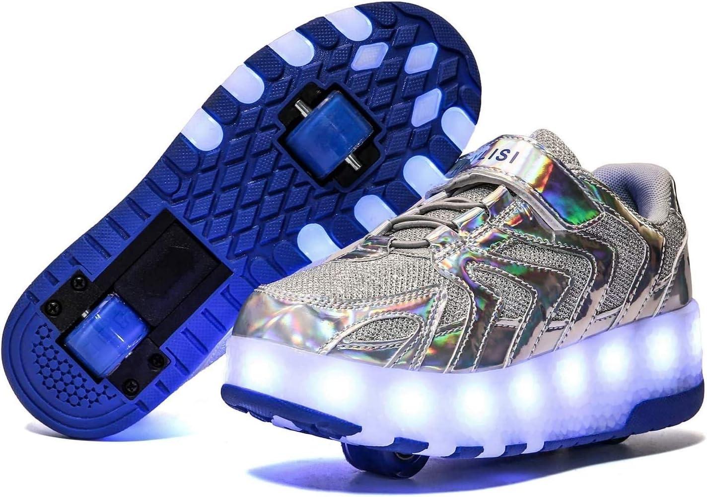 jp: Wheel Roller Skateboard Shoes