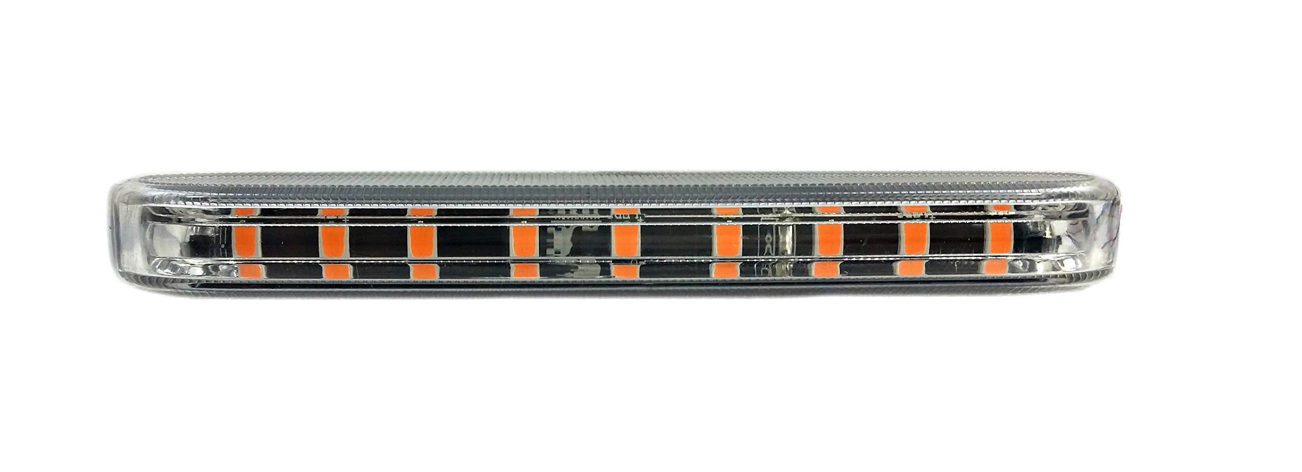 Kaper II L16-0260-A CLASS 1 WARNING LIGHT HEAD