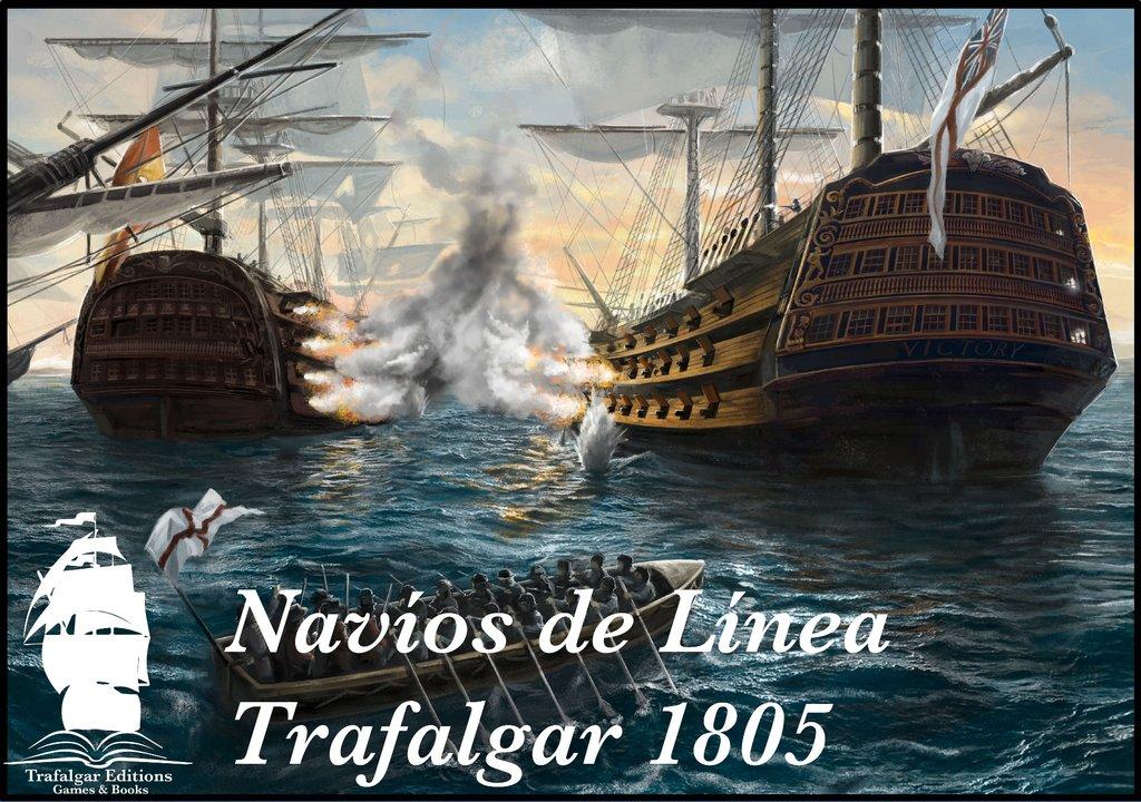 爆買い! Navios de Linea Line、トラファルガー1805年、ミニチュア/ボードゲーム[スペイン語言語コンポーネント; the
