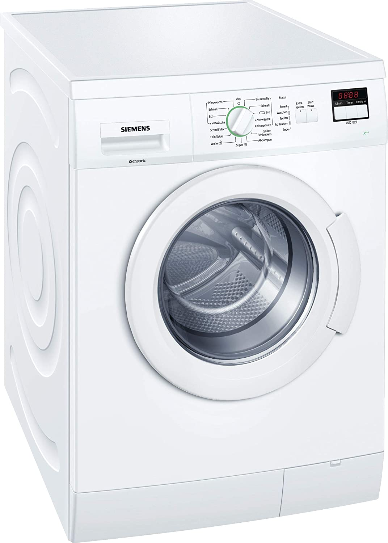 Siemens WM14E220 Independiente Carga frontal 7kg 1391RPM A+++ ...