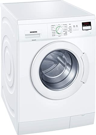 Siemens WM14E220 Independiente Carga frontal 7kg 1391RPM A ...